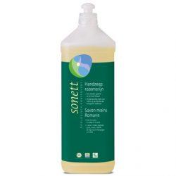 Sonett Handzeep Rozemarijn 1 liter (navulverpakking)