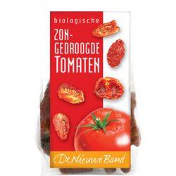 Zongedroogde Tomaten 100 gram (biologisch)
