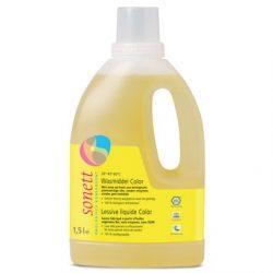 Sonett Wasmiddel Color 1,5 liter