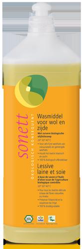 Sonett Wasmiddel Wol & Zijde 1 liter