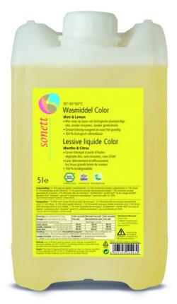 Sonett Wasmiddel Color 5 liter