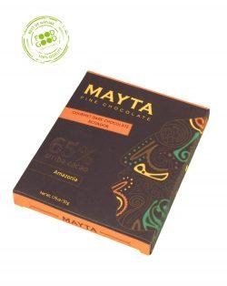 Mayta chocoladereep 65% Cacao Amazonia