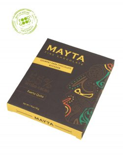 Mayta chocoladereep 55% Cacao Puerto Quinto