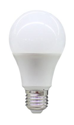 Led bulb E27 A65 12W 220V warm wit 3000 kelvin dimbaar/dimmable