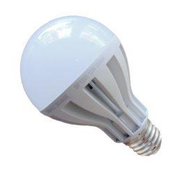 12W LED bulb met E27 fitting met sfeervolle warm witte kleur