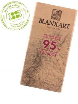 Blanxart chocoladereep 95% Ecuador