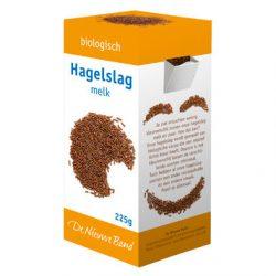 Hagelslag Melk 225 gram (biologisch)
