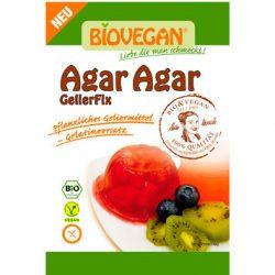 Agar agar geleerfix 30 gram (biologisch)