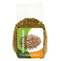Groen Bruine Linzen 500 gram (biologisch)
