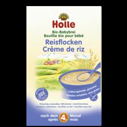 Holle Rijstpap (vanaf 4 maanden) (biologisch)