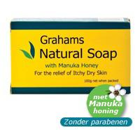 GRAHAMS NATURAL SOAP