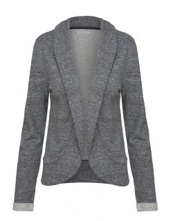 Sweat Blazer Vivi Grey | ARMEDANGELS