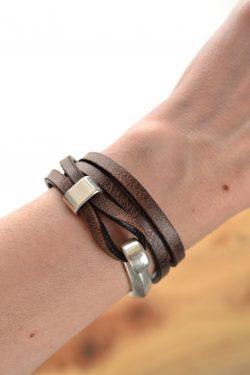 Armband Wrap Cafe Antik | DEERO