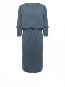 Dress Drawstring Blue | ALCHEMIST
