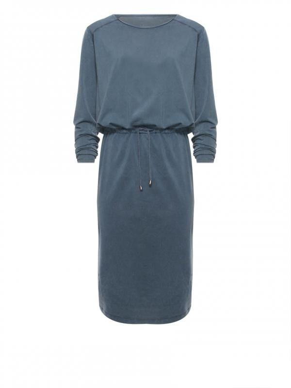 Dress Drawstring Blue | ALCHEMIST