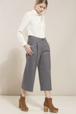 Culotte 7/8 grey | LANIUS