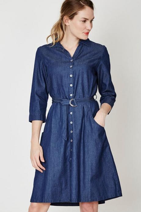 Frances Shirt Dress | THOUGHT