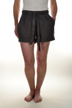 Shorts Tencel Graphite | WUNDERWERK