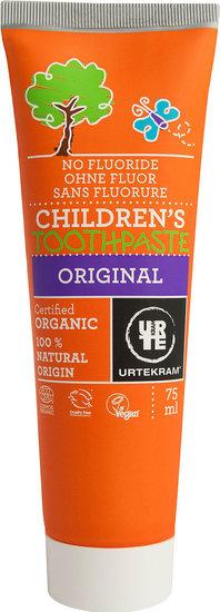 Urtekram Kindertandpasta (Original) 75 ml