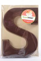 Greensweet Chocolade letter puur 140gr