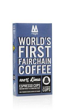 15 Espresso cups 100% Limu