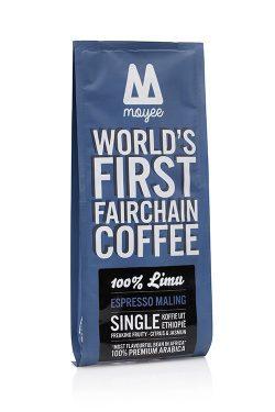 100% Limu - Espresso maling 250 g