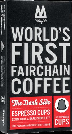 15 Espresso cups Dark Side