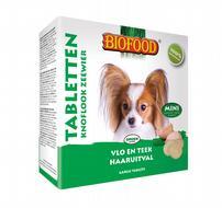 Biofood Anti-vlo tabletten Zeewier hond (mini)