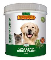 Biofood Natuurkruiden Hond/Kat 450 g
