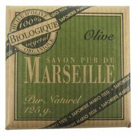 Marseille Soap Olive 125gr