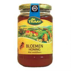 Bloemenhoning Voordeelpot 900 gram (biologisch)