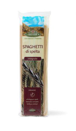 Spelt Spaghetti 500 gram (biologisch)