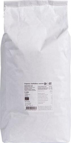 Havervlokken (Grof) 5 kilo (biologisch)