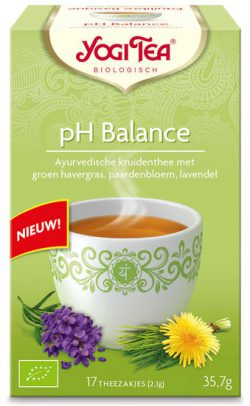 Yogi Tea pH Balance (biologisch)