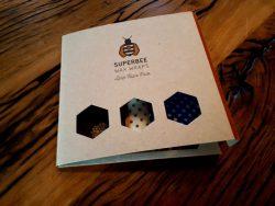 Superbee Wax Wraps L (3 stuks)