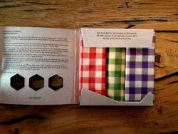 Superbee Wax Wraps S (3 stuks)