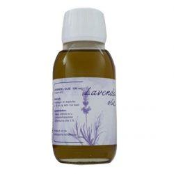 Lavendelolie 100 ml (biologisch)