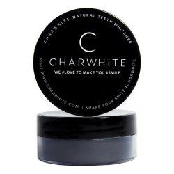 Charwhite Zwart Tandpoeder/Houtskoolpoeder (150 poetsbeurten)