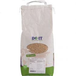 Bruine Basmatirijst 5 kilo (biologisch)