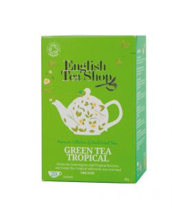 English Tea Shop Green Tea Tropical