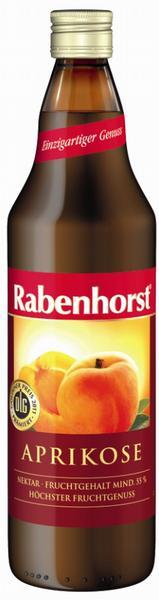 Rabenhorst abrikozensap nektar