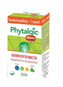 PHYTALGIC GEWRICHTENFORMULE 45 CAP