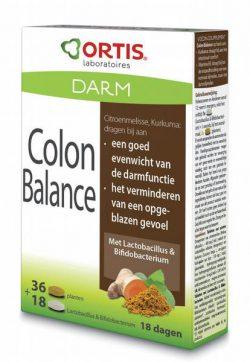 Ortis Colon Balance