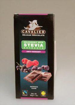 Cavelier Belgian Chocolate Berries Dark