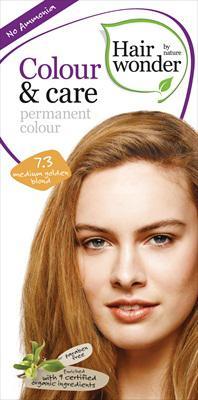 Colour and Care medium golden blond 7.3