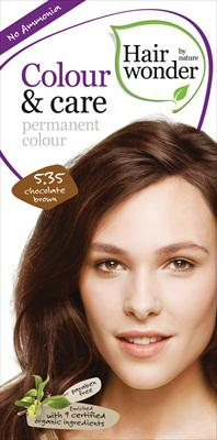Colour and Care chocolate brown 5.35