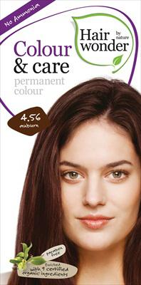 Colour and Care auburn 4.56
