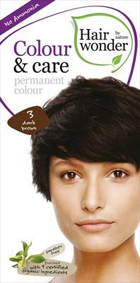 Colour and Care Dark Brown 3