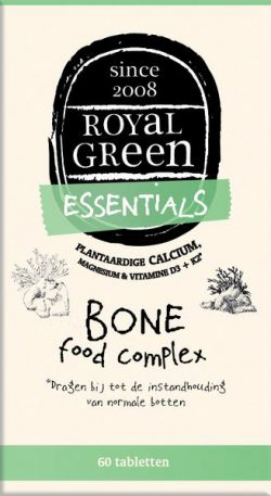 ROYAL GREEN BONE FOOD COMPLEX 60 TAB