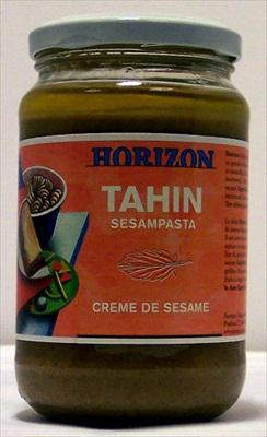 HORIZON TAHIN ZONDER ZOUT 650GR